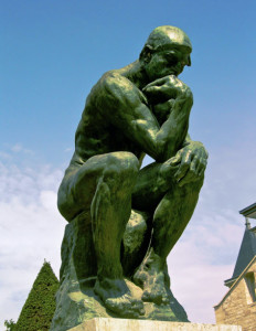 The Thinker on Airplane Insurance